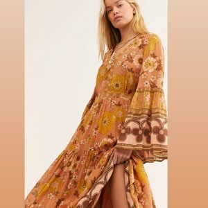 Spell & The Gypsy Collective Dresses - Spell & The Gypsy Buttercup Gown Dress